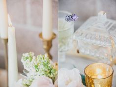 Gold Wedding Ideas by www.thevinesleaf.com    Photo Credit: www.aaronyoungphotography.com