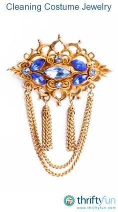 This is a guide about cleaning costume jewelry. Cleaning costume jewelry sometimes requires a different approach than that used for fine jewelry.