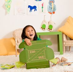 A monthly box full of fun, educational activities for kids ages 3 to 7 - Kiwi Crate.