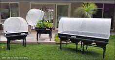 Vegepod® Container Garden - Lee Valley Tools