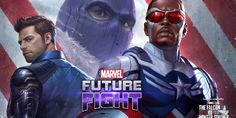 The action role-playing game Marvel Future Fight from Netmarble has released a new update that adds content inspired by Marvel Studios' recent The Falcon and the Winter Soldier web series. The update is now available for iOS and Android devices, including new clothing and accessories for the two superheroes. In addition, Falcon will be updated [...] Marvel Future Fight, Web Series, Studio S, Winter Soldier, Ios, Two By Two, Gaming, Android, Action