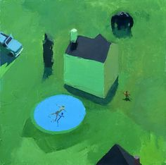David Campbell #painting