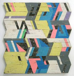 Aaron Moran   Geometry and Tessellation inspiration