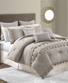 ba920f94584 Establish a relaxed atmosphere in your bedroom with the Tifton comforter set