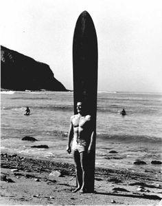 THE SOUTH BAY | PALOS VERDES:  Dutch at the Palos Verdes Cove, 1930's.