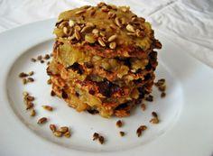 Feel Eat!: Dietetyczne placki z serka wiejskiego bez mąki