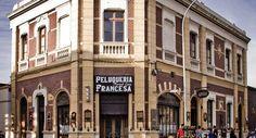 Peluquería Francesa, Barrio Yungay #Santiago #Chile #Travel
