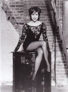 Chicago Cast Members from Around the World: Bianca Marroquin, from Mexico, played Roxie Hart in Mexico and New York