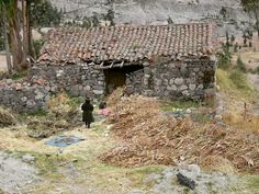 An #OldHouse that is now used as a storage facility for seasonal #crops in #Socos, #Peru. #SouthAmerica #TreasuresOfTraveling #VintagePhoto2004 #Huamanga #Ayacucho #NaturalBeauty #LatinAmerica #TravelBlog #Travel #WorldTravel #WorldTraveler #TravelBlogger #Blogger #LiveLifeAdventurously #Photography  #TravelPhotography #TravelPics #TravelPhotos #LiveLife #Explore #NeverStopExploring #MyJourney http://treasuresoftraveling.com/experiencing-the-bullfight-in-socos/
