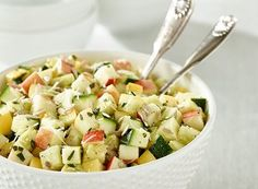 Spring Vegetable Salad from Publix Aprons