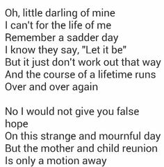 Paul Simon - mother and child reunion Mother And Child Reunion, Death Of A Parent, I Miss My Daughter, Call Me Al, Music Words, Word Board, Paul Simon, Soundtrack To My Life