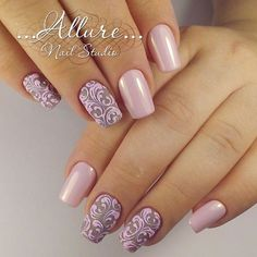 """1,334 Likes, 6 Comments - Лучшие идеи маникюра! 💅🏻 (@nails_page__) on Instagram: """"➡️ @allure_nails74 г. Магнитогорск"""""""