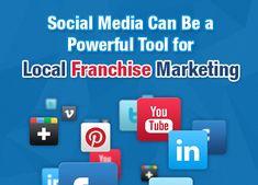 Social Media Can Be a Powerful Tool for Local Franchise Marketing #Sendsocialmedia #SocialMedia