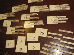PERFECT!  A Love for Teaching: Math Match-up!