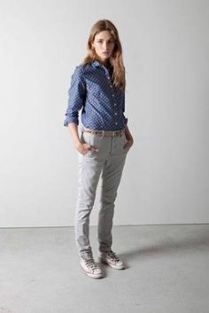 67b7583569d Image result for androgynous work outfits for summer Swag Style