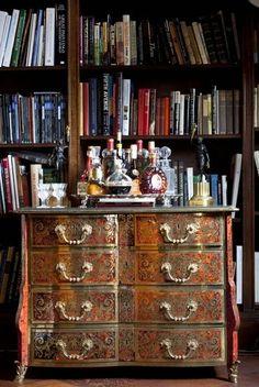 Useful and elegant bar tray  by Splendid Sass