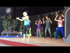 Zumba Gold Elvis All Shook Up - YouTube