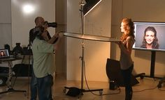 How to Improve Your Portraits by Using Butterfly Lighting