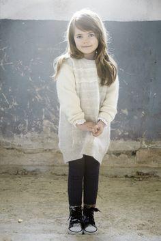 Little Mountains. Norwegian children's clothing. Love this girls dress!