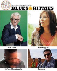 Festival Blues & Ritmes, Badalona (abril 2013)