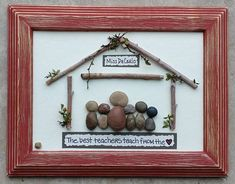 Check out this item in my Etsy shop https://www.etsy.com/listing/535964357/pebble-art-rock-art-pebble-art-teacher