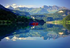 Lungern lake | Flickr - Photo Sharing!