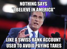 You go Mitt!
