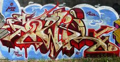 graffiti ConceptArt Bonetech3d Concept Art Steampunk