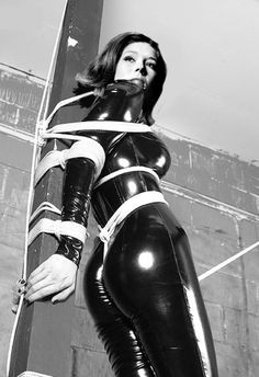 Emma Peel In Trouble Again by bondageincomics on @DeviantArt