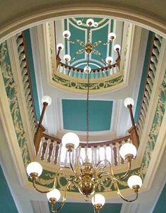 Milburn house interior Newcastle upon Tyne