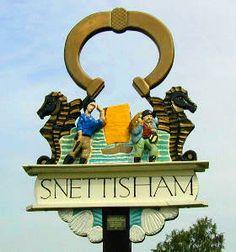 Snettisham Fairytale Cottage, Storybook Cottage, Village People, English Village, Norfolk, Britain, Fairy Tales, England, Names