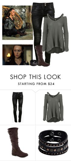 The 100 - style by bebe6121985 on Polyvore featuring Free People, Balmain and Replay