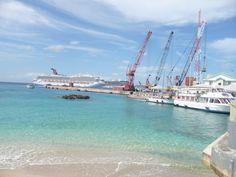 Carnival Valor, Celebrity Solstice and Carnival Destiny in Grand Cayman Cruise Travel, Cruise Vacation, Carnival Ships, Short Cruises, Sailing Theme, Crystal Cruises, World Cruise, Bahamas Cruise, Sailing Adventures