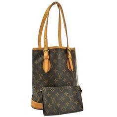 Louis Vuitton Petit Bucket With Pouch Shoulder Bag $495