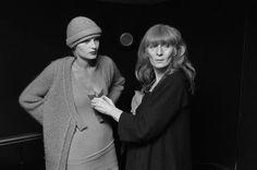 Sonia Rykiel A Fashion Revolutionary, by Maude Bass-Krueger – Histoire et Mode Sonia Rykiel, 1960s Fashion, Fashion Show, Film Industry, Revolutionaries, The Guardian, Fashion History, Style Icons, Knitwear