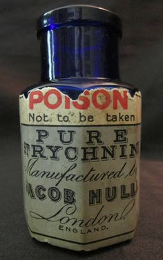 Strychnine poison was used by Daisy to poison his first husband in return to inherite the money