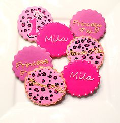 Custom Girls First Birthday Cookies @sugarlovecookiesdesigns FB sugar love cookie designs Cookies Et Biscuits, Sugar Cookies, Sugar Love, Cookie Designs, Desserts, Food, Meal, Deserts, Essen