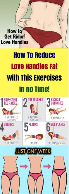 How To Reduce Love Handles Fat & This Exercises In No Time!Let's be honest… there's not a whole lot to love about love handles. They don't fit into your skinny jeans, and they can be pretty challenging to get rid of. Since love handle fa Fitness Logo, Fitness Workouts, Gewichtsverlust Motivation, Yoga Fitness, At Home Workouts, Health Fitness, Ab Workouts, Ab Exercises, Fitness Pal