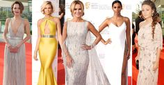 The TV world's biggest celebs gathered in their finest threads - and some certainly grabbed the spotlight