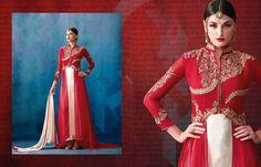 Designer Indian Salwar Suit Anarkali Ethnic Pakistani Dress new Kameez Bollywood…