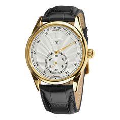 Stuhrling Original Men's Patriarch Automatic Watch | Overstock.com $164