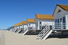 Strandhuisjes, Beach Domburg, Zeeland