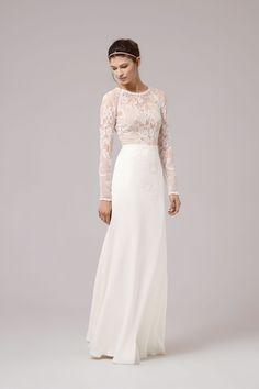 Chic Bridal Style - IRINA - Suknie Ślubne Anna Kara