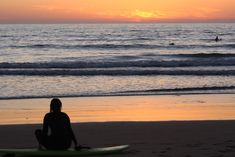4c4835accf Sunset surf sessions - pure bliss Surf Morocco