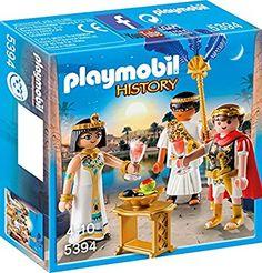 Amazon.de:Playmobil 5394 - Cäsar und Kleopatra