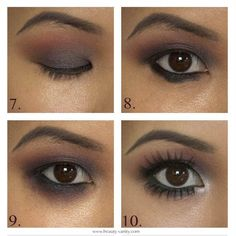 Alyson from The Beauty Vanity is back this month with a Haute Halloween Flapper Makeup Tutorial