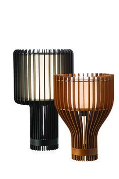 Roche Bobois | TURBINE table lamps | Designed by Renaud Thiry | European manufacture