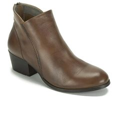 H Shoes by Hudson Women's Apisi Leather Ankle Boots - Tan: Image 41
