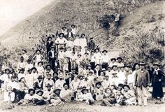 Pictured is the Kalaupapa leper colony in 1905. Description from ibtimes.com. I searched for this on bing.com/images