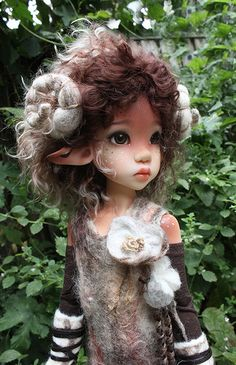 *ELF ~ Art doll